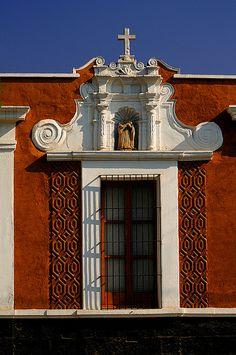 Colonia San Angel, México City