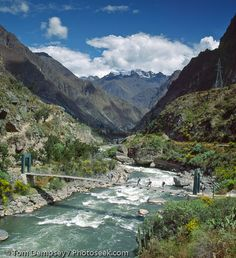 Inca Trail, Peru...saving my pennies for this!