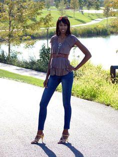 Tall women feet over 6 9 Advantages