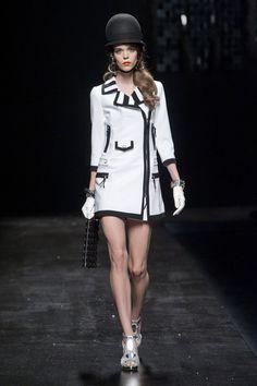 Moschino at Milan Fashion Week Spring 2013 - StyleBistro