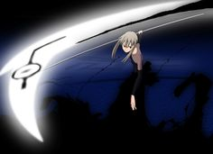 Anime Soul Eater Maka Albarn Scythe Wallpaper