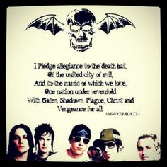 Avenged Sevenfold Quotes | All things Avenged Sevenfold