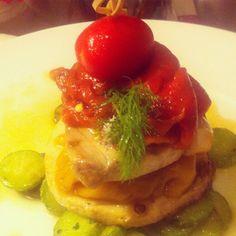 Swordfish Sandwich - Ristorante Carignano www.grandhotelsitea.it