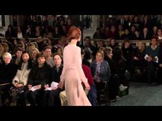 Tory Burch Fall Winter 2013/2014 Woman Fashion Show