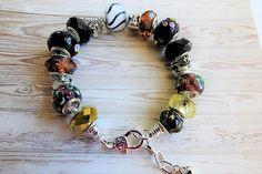 Safari European Bracelet Large Hole Bracelet Large Hole Beads