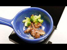 Pocket Cooking - BEEF WITH BROCCOLI 4K Tiny Food Mini Food - YouTube