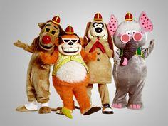 The Banana Splits were Saturday morning cartoon.I was a member of the Banana Splits Club! The Banana Splits, Banana Splits Cartoon, 1970s Childhood, Childhood Toys, Childhood Memories, Best Kids Tv Shows, Kids Shows, Old Cartoons, Classic Cartoons