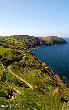 Kellan Head, near Port Quin, Cornwall