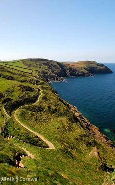 Kellan Head, near Port Quin, Cornwall