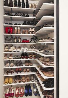 diy shoe rack for closet - diy shoe rack diy shoe rack easy diy shoe rack for closet diy shoe rack entrance diy shoe rack easy cheap diy shoe rack for closet small spaces diy shoe rack ideas diy shoe rack bench Shoe Storage Design, Closet Shoe Storage, Diy Shoe Rack, Rack Design, Closet Shelves, Shoe Racks, Diy Storage, Diy Organization, Storage Ideas