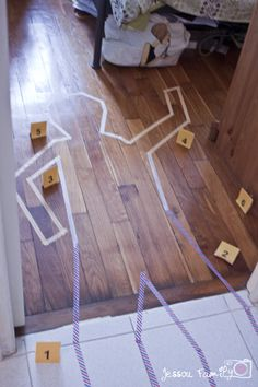 On a testé pour vous une soirée enquête policière - Happy Kits Scène de meurtre