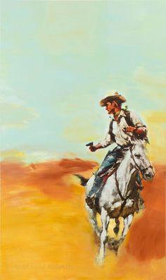 Richard Prince - Untitled (Cowboy), 2012.