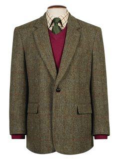 men's English tweed suits