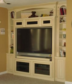 1000 images about entertainment center ideas on pinterest for Media center built in ideas