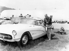 Dr. Dick Thompson's daily driver at VIR
