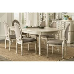 Gautier Extendable Dining Table