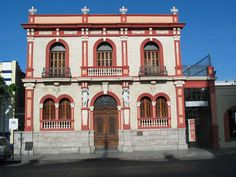 """Armstrong-Poventud House*****  """"IMG 3104 - Armstrong-Poventud Residence in Ponce, Puerto Rico"""" by Roce Ruiz - http://www.flickr.com/photos/roca-ruiz/4936540967. Licensed under CC BY-SA 2.0 via Commons -"""