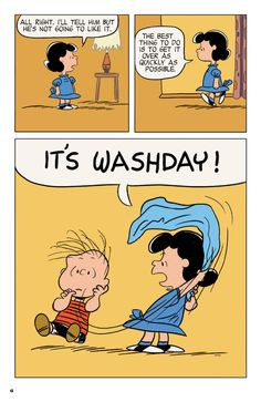Image detail for -Preview – Peanuts: Happiness is a Warm Blanket, Charlie Brown TPB ...