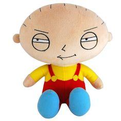 Family Guy Small Plush with Sound - Stewie Family Guy https://www.amazon.com/dp/B0086UVLR2/ref=cm_sw_r_pi_dp_x_IOkEybXA2CQPM