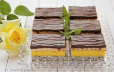 Prajitura Tosca Romania Food, Cookie Recipes, Dessert Recipes, Romanian Desserts, Something Sweet, Food And Drink, Sweets, Cookies, Tableware