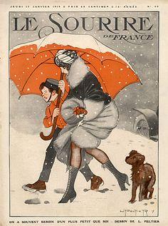 Le Sourire 1918