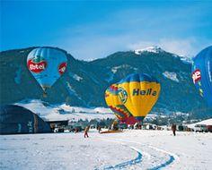 Die Ballonwoche in Mauterndorf findet heuer wieder vom 13.01 - 26.01.2013 statt
