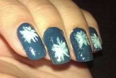 #nails #fireworks #sparkle