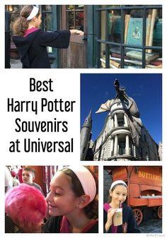 Best Harry Potter souvenirs at Universal Orlando | Wizarding World of Harry Potter | Harry Potter wands | Pygmy puffs