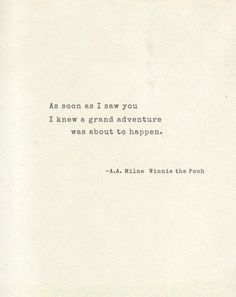 from the words of the adorble, wise winnie the pooh. Now Quotes, Great Quotes, Words Quotes, Quotes To Live By, Life Quotes, Inspirational Quotes, A A Milne Quotes, Relationship Quotes, Sad Sayings