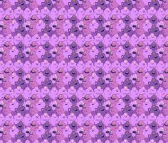lumpy space princess! fabric by castl3t0n on Spoonflower - custom fabric