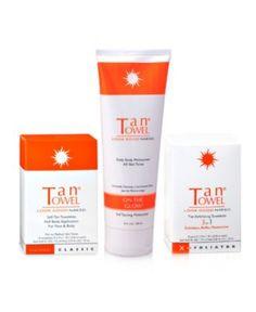 #TanTowel Starter Kit  #skincare #beauty #macys BUY NOW!