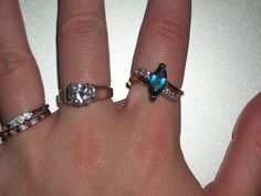 What do you ladies think of these #DiamondCandles #rings? Are they #PinninglyBeautiful?