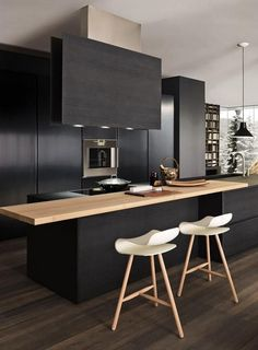 What is Actually Going on with Simple Ways to Understanding Kitchen Trends For 2019 A kitchen remodel should reflect the property's style. Then, you might hire an expert to do only the pieces of the kitchen remodel which you don't… Continue Reading → Contemporary Kitchen Interior, Modern Kitchen Interiors, Home Decor Kitchen, Interior Design Kitchen, Modern Interior Design, Kitchen Modern, Modern Contemporary, Apartment Kitchen, Kitchen Decorations