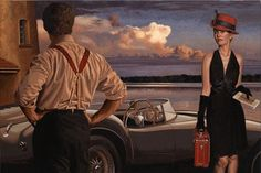 peregrine heathcote portrait - Google Search