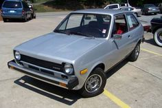 Fiesty Ford: 1980 Ford Fiesta - http://barnfinds.com/fiesty-ford-1980-ford-fiesta/