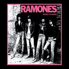 106. Ramones, 'Rocket to Russia'
