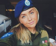 357 likes, 18 comments - va Tuva Nessmo Jørum ( on Ins . Leo Women, Military Women, Female Army Soldier, Norwegian Army, Military Pins, Warrior Girl, Beauty Full Girl, Girls Uniforms, Female Actresses