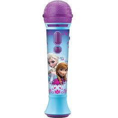 Pin for Later: 24 Frozen Toys to Carry Your Elsa- and Anna-Lovers Away to Arendelle Frozen MP3 Microphone