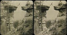 Stereo View Card Pictures for Cross-Eyed Viewing. Lock Haven University, 3d Foto, 3d Camera, Vintage Photos, Find Image, Mount Rushmore, Cross Eyed, Mountains, Antiques