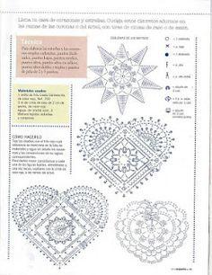 63 fantastiche immagini su piastrelle uncinetto lavoro a maglia maglia e uncinetto e motivo - Piastrelle esagonali uncinetto ...