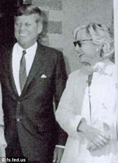 Mary Pinchot Meyer murdered Oct 1964 - mistress to #JohnFKennedy