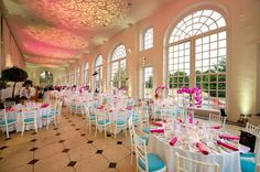 Weddings at Kew Gardens - View of the Orangery | Flickr - Photo ...