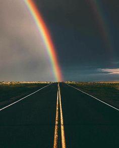 """Para usar com a frase """"Seja um Arco-íris na vida de alguém ❤"""""""