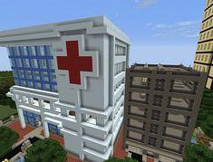 Minecraft: Hospital