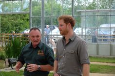 """Kensington Palace on Twitter: """"Prince Harry at UK's first indoor angling centre @CastNorthWest which is helping disadvantaged young people."""