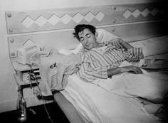 Italian cyclist Fausto Coppi takes a nap next to his yellow jersey as the Tour de France cyclists had a day off 05 July 1952. Coppi never relinquished the lead and went on to capture his second Tour de France after winning in 1949.  (Staff - AFP/Getty Images)