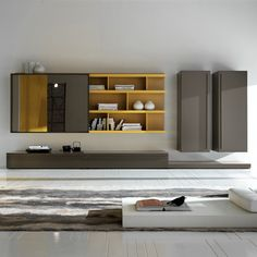 Odion TV/Wall Storage System #5