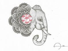 Éléphant dot