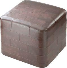 Der aufwendig in Handarbeit hergestellte Hocker ist ein dekorativer Blickfang. Die aufwendige Kontruktion ist der Garant für eine lange Zeit der Freude.   Artikeldetails:  Toller Sitzwürfel, Ideal zum Sitzen oder Füße hochlegen,  Maße:  Maße (B/T/H): ca. 50/50/40 cm,  Material/Qualität:  Außenmaterial: 100% Polyester, Füllung: Aufbau: 10 cm Schaumstoffauflage, 27 cm Styropor Formteil, 2 cm Pres...