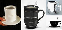 24 Ingenious Ideas for Coffee Mugs   Gift Ideas - Geniusbeauty.com: Magazine for Beautiful Women
